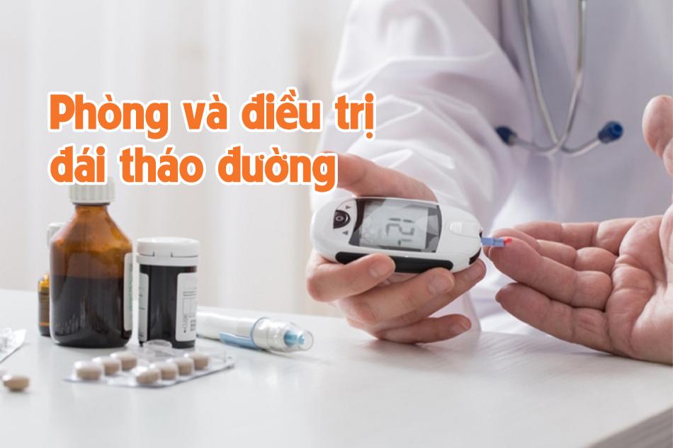Các biện pháp phòng và điều trị đái tháo đường