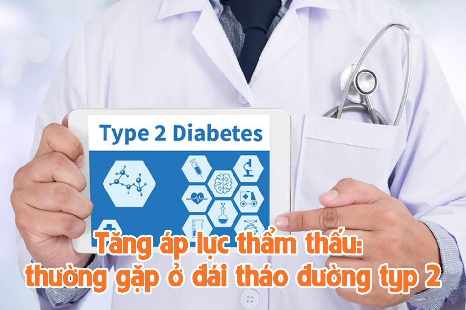 Biến chứng tiểu đường tuýp 2