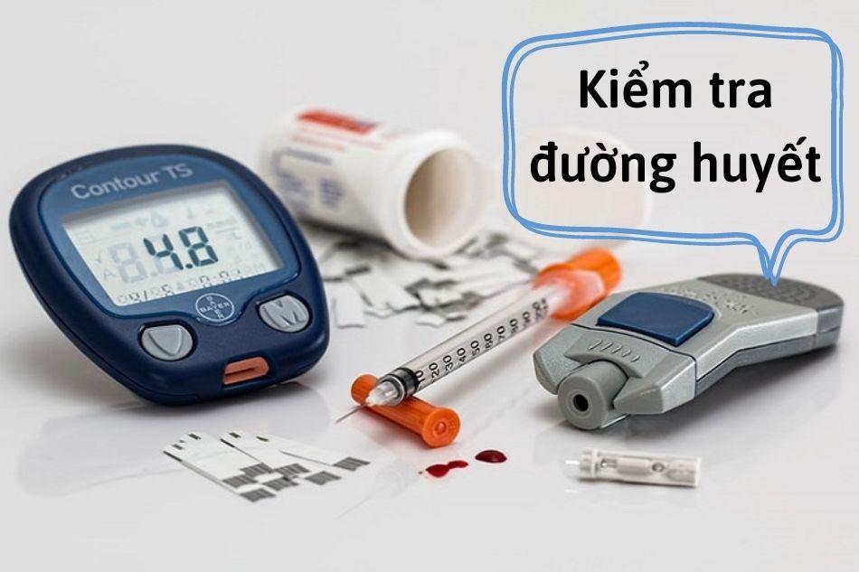 Cách kiểm tra chỉ số đường huyết nguy hiểm