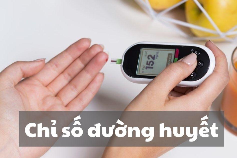 Chỉ số đường huyết là gì?