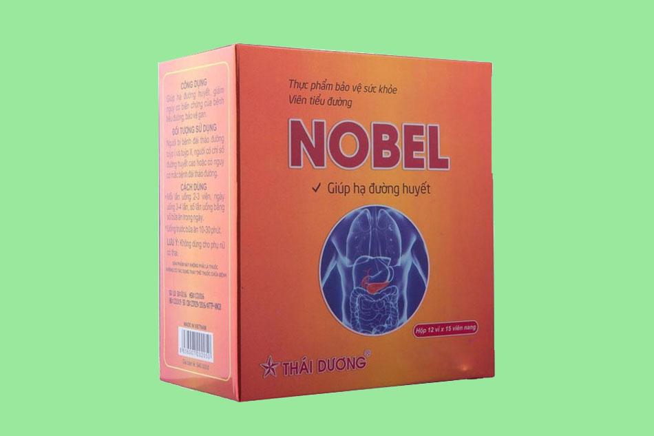 Đối tượng sử dụng Viên tiểu đường Nobel