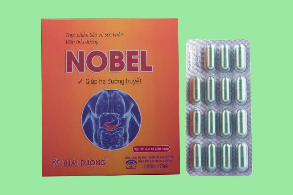Viên tiểu đường Nobel có tốt không?