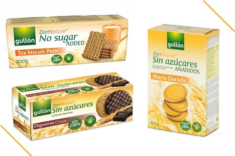 Bánh quy ăn kiêng Gullón cho người tiểu đường